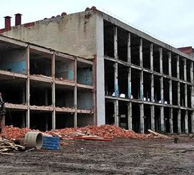 У Хмельницькому розбирають частину заводу Темп
