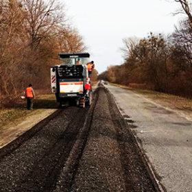 На дорозі від Хмельницького до Волочиська почався ремонт