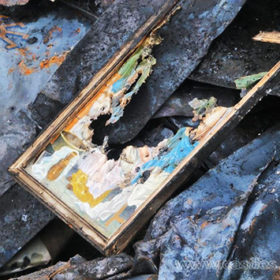 Спалений зрам на Кам'янеччині планують відновити.