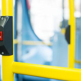кнопка стоп в транспорті