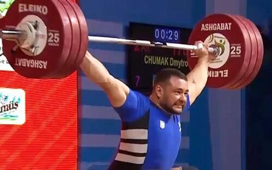 Дмитро Чумак