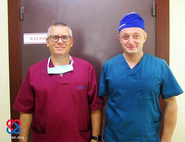 У лікарні Кам'янця щомісяця рятують до двох десятків хворих з гострим інфарктом