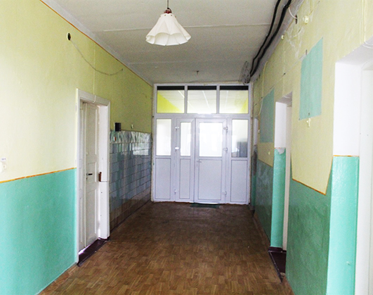 Колишнє дитяче відділення у Городоцькій ЦРЛ