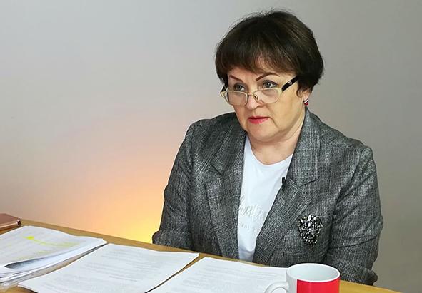 Регіональна координаторка з COVID-19 на Хмельниччині Аліна Костенко