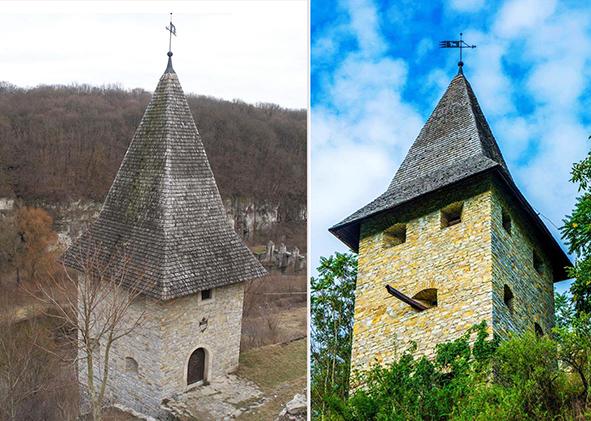 Різницьку башту у Кам'янці можна взяти в оренду