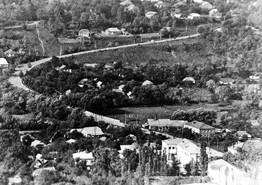 Замкова гора м. Городок