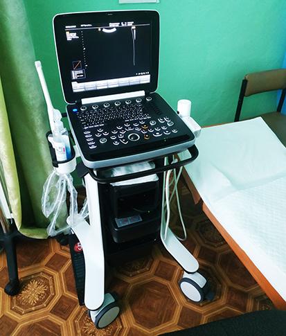 Лікарня у Красилові отримала сучасний УЗД-апарат