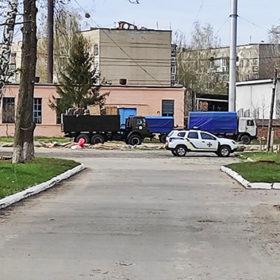 госпіталь у Славуті