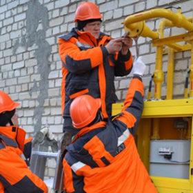 перевірка внутрішньо-будинкової системи газопроводів