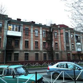 Хмельницький, вулиця Грушевського