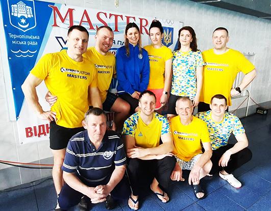 Загалом команда Енергоатома завоювала 32 нагороди різного ґатунку, серед яких 27 перших, три других і два третіх місця.
