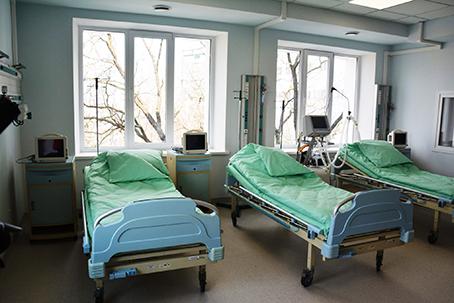 Відкриття реперфузійного центру у Хмельницькому