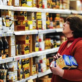 У магазинах Хмельницького продавали нелегальні продукти