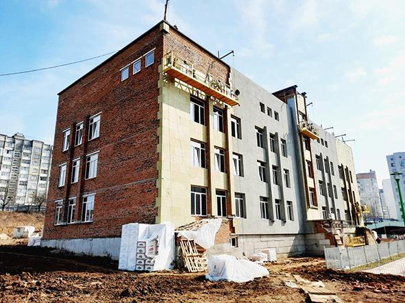 Частину з визначеної на будівництво нової школи суми підрядник вже освоїв.