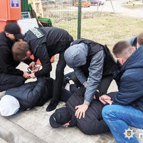 Учасників стрілянини у Городку затримали у Хмельницькому