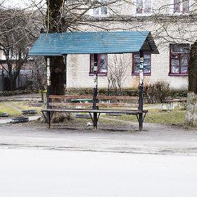 Зупинки в Шепетівці