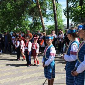 Фестиваль вуличної музики у Славуті