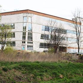 Будівництво Палацу спорту у Хмельницькому