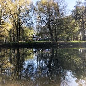 канал у парку Чекмана
