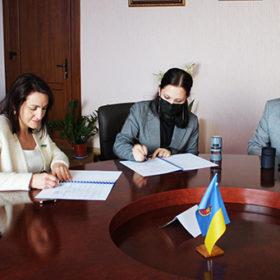 підписання меморандуму у Красилові