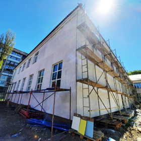 Новий корпус ліцею №17 у Хмельницькому