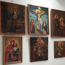 виставка народних ікон