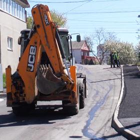 капітальний ремонт вулиці