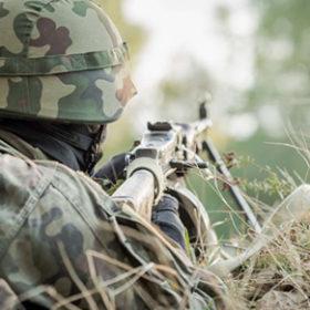 український солдат