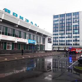 Залізничний вокзал Хмельницький