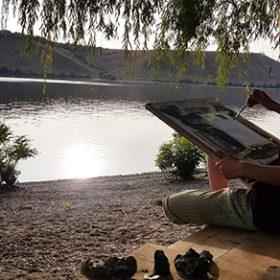 мистецький простір на Бакоті