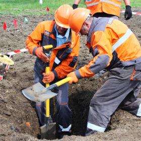 ремонт газопроводу