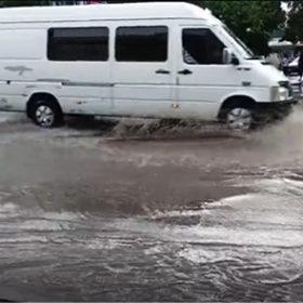 затоплені вулиці