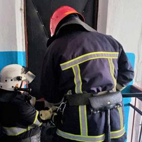 рятувальники і двері