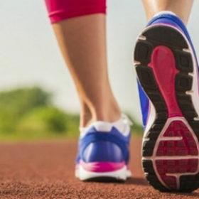 спортивна ходьба ноги