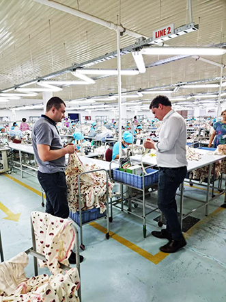 легка промисловість Узбекистану