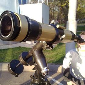 сонячний телескоп