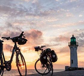 подорож велосипедом