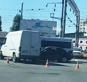 ДТП три авто