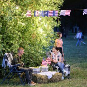 американський пікнік у Хмельницькому