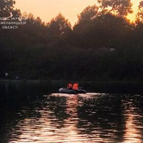 рятувальники на водоймі