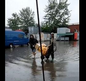 потоп на ринку