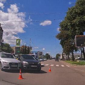 ДТП проспект Миру