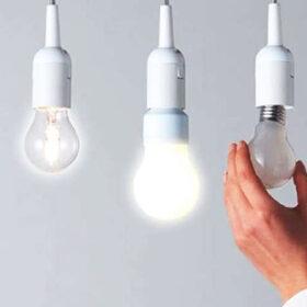 електричні лампочки