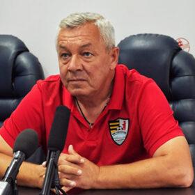 Головний тренер «Ужгорода» подав у відставку