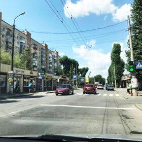 вулиця Олімпійська