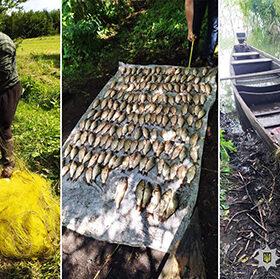 затримання браконьєра у Летичівському районі
