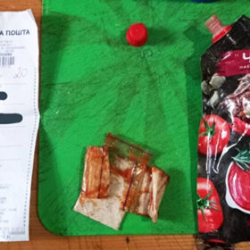 наркотики у кетчупі