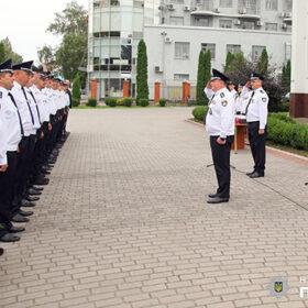 нагородження кращих поліцейських