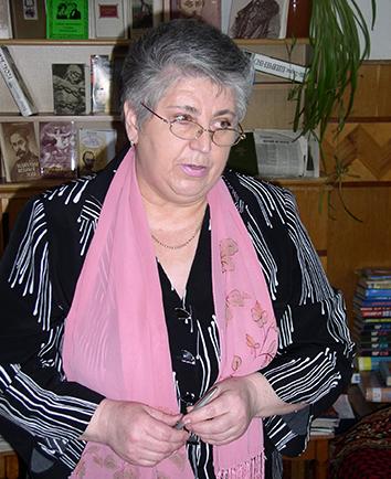 У Хмельницькому пішла з життя Лідія Біленька