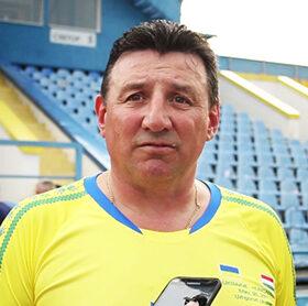 Екс-нападник збірної України Іван Гецко